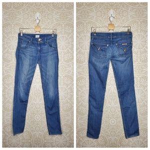 Hudson Jeans Collin Flap Skinny Jeans 27